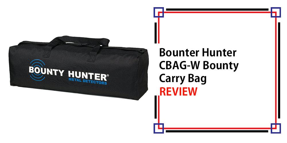 Bounter Hunter CBAG-W Bounty Carry Bag Review