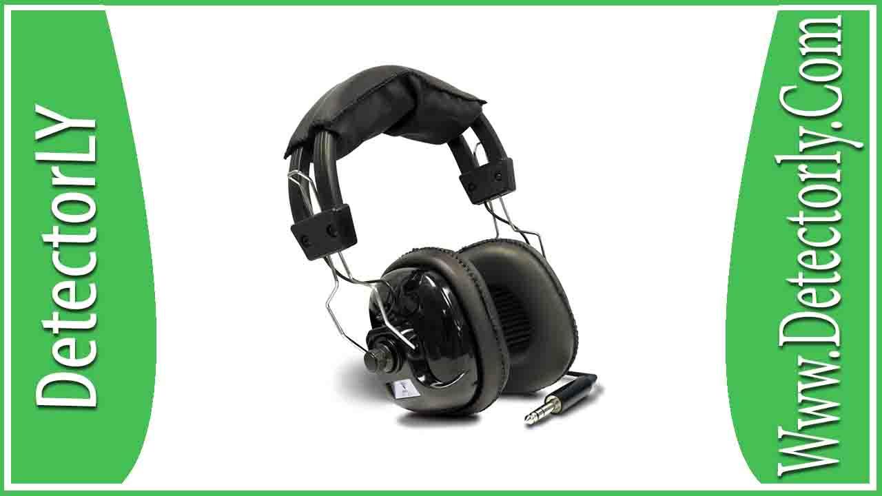 Bounty Hunter HEAD-PL Metal Detector Headphones Review