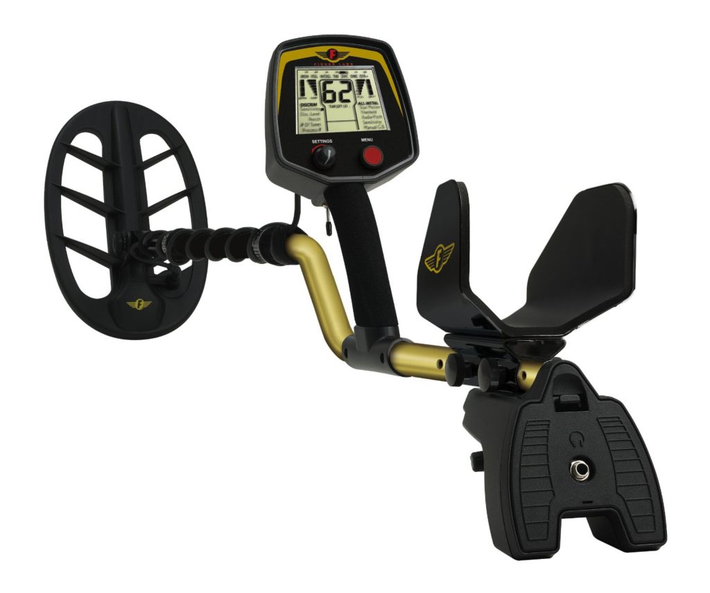 Fisher F75 Metal Detector Review - Detectorly