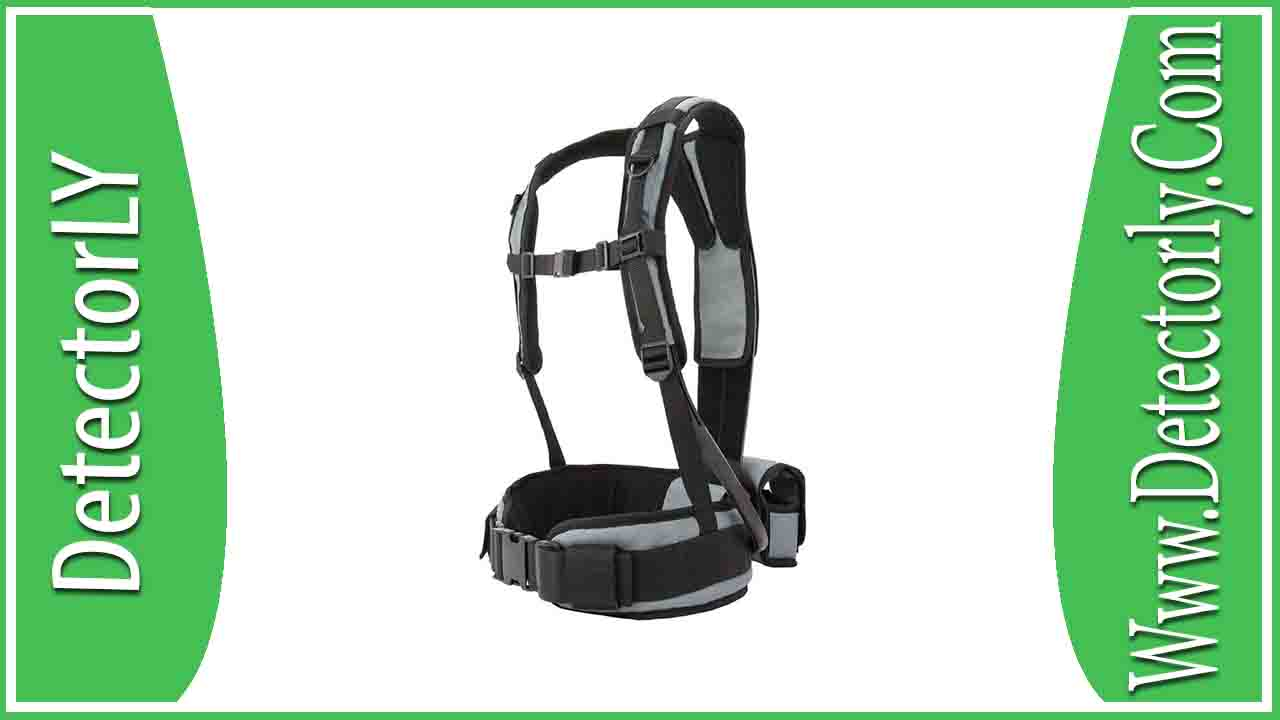 Minelab Pro-Swing 45 Harness for Garden Metal Detector Review
