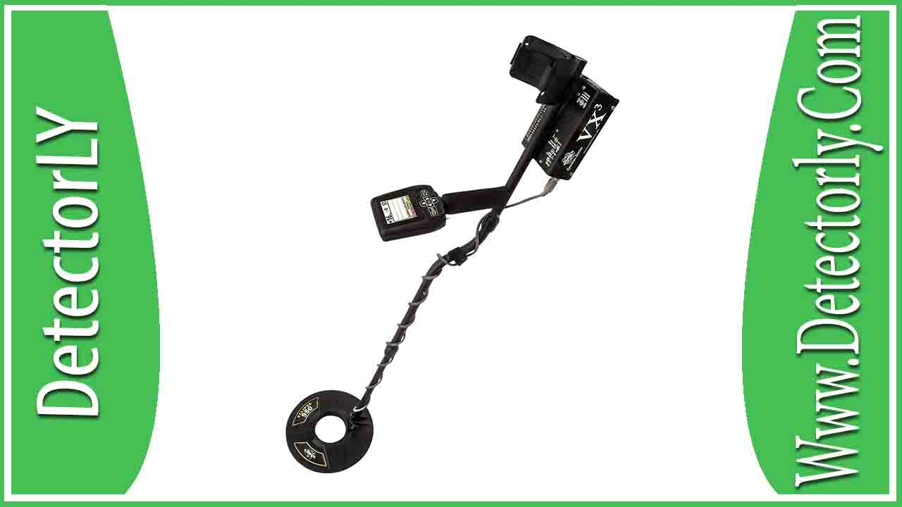 White's Spectra VX3 Metal Detector Review