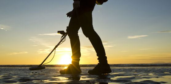 The Complete Guide to Metal Detecting